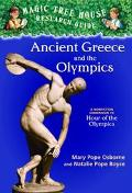 Ancient Greece And The Olympics A Nonfiction Companion to Hour of the Olympics