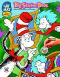 Cat in the Hat Big Sticker Book