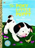 Poky Little Puppy And Other Stories to Color