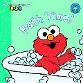 Bath Time! (Sesame Beginings Series)