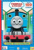 Thomas' Giant Coloring Book