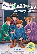 Calendar Mysteries #1: January Joker (A Stepping Stone Book(TM))