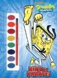 King of Karate (SpongeBob SquarePants) (Paint Box Book)