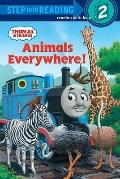Animals Everywhere! (Thomas and Friends)
