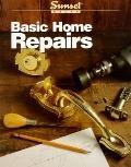 Basic Home Repairs - Sunset Books, Inc. - Paperback