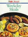 Weekday Meals: Weber Grill by the Book - Weber - Paperback