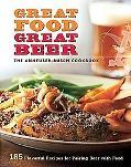 Anheuser-busch Cookbook Great Food, Great Beer