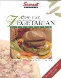 Low Fat Vegetarian Cook Book