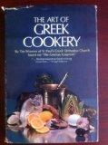 Art of Greek Cookery - St. Paul's Greek Orthodox Church Women Staf - Hardcover