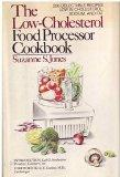Low-Cholesterol Food Processor Cookbook/Sp-162P