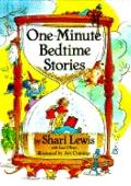 ONE-MINUTE BEDTIME STORIES - Shari Lewis - Hardcover - 1st ed