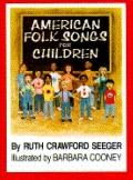 American Folk Songs for Children - Ruth Crawford Crawford Seeger - Paperback