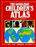 Doubleday Children's Atlas - Jane Olliver - Hardcover - 1st U.S. ed