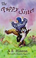 Puppy Sister - Susie E. Hinton - Hardcover