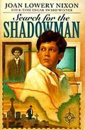 Search for the Shadowman - Joan Lowery Nixon - Hardcover