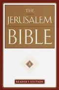 Jerusalem Bible Reader's Edition