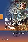 Physics and Psychophysics of Music: An Introduction