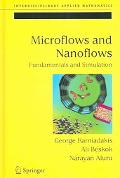 Microflows And Nanoflows Fundamentals And Simulation