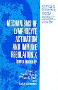 Mechanisms Of Lymphocyte Activation And Immune Regulation X Innate Immunity