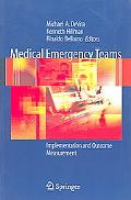 Medical Emergency Teams Implementation And Outcome Measurement