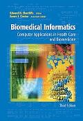 Biomedical Informatics Computer Applications in Health Care And Biomedicine
