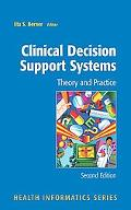 Clinical Decision Support Systems Theory And Practice