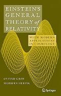 Einstein's General Theory of Relativity With Modern Applications in Cosmology