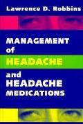 Management of Headache+headache Med.