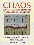 Chaos An Introduction to Dynamical Systems