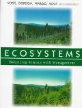 Ecosystems Balancing Science With Management