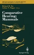 Comparative Hearing:mammals