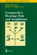 Comparative Hearing Fish and Amphibians