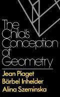 Child's Conception of Geometry - Jean Piaget - Paperback - 1st ed