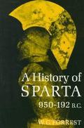 History of Sparta, 950-192 B.C.