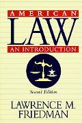 American Law:intro.