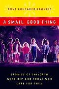 Small, Good Thing: Stories of Children with HIV and Those Who Care for Them - Anne Hunsaker ...