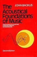 Acoustical Foundations of Music