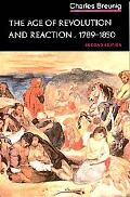 Age of Revolution+reaction:1789-1850