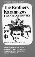 Brothers Karamazov The Constance Garnett Translation Revised by Ralph E. Matlaw  Backgrounds...