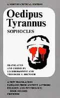 Oedipus Tyrannus; A New Translation. Passages from Ancient Authors. Religion and Psychology ...
