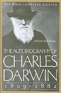 Autobiography of Charles Darwin 1809-1882