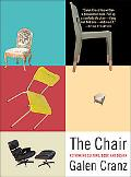 Chair Rethinking Culture, Body, and Design