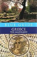 Blue Guide Greece The Mainland