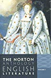 Norton Anthology of English Literature 9E Volume 1 Paper