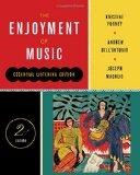 Enjoyment of Music : Essential Listening Edition