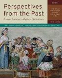 Perspectives from the Past : Primary Sources in Western Civilizations: from the Age of Explo...