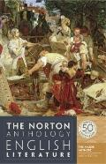 Norton Anthology of English Literature, the Major Authors