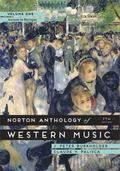 Norton Anthology of Western Music: v. 1