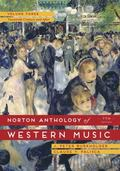 Norton Anthology of Western Music: v. 3
