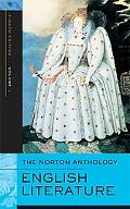 The Norton Anthology of English Literature, Volumes A-C: The Middle Ages through the Restora...